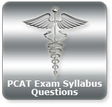 PCAT Exam Questions