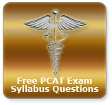 Free PCAT Exam Questions